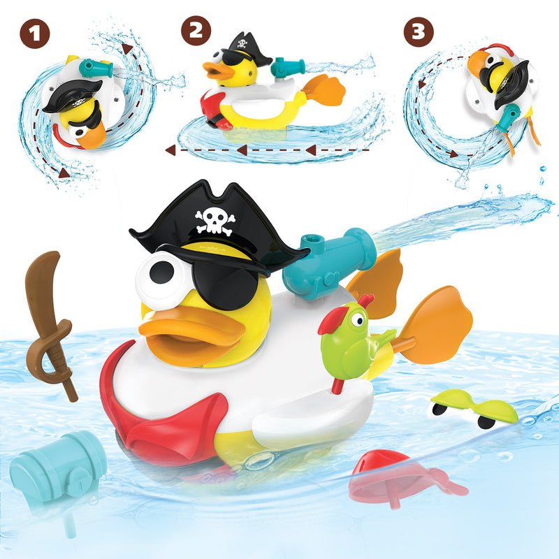 Jet Duck Pirate