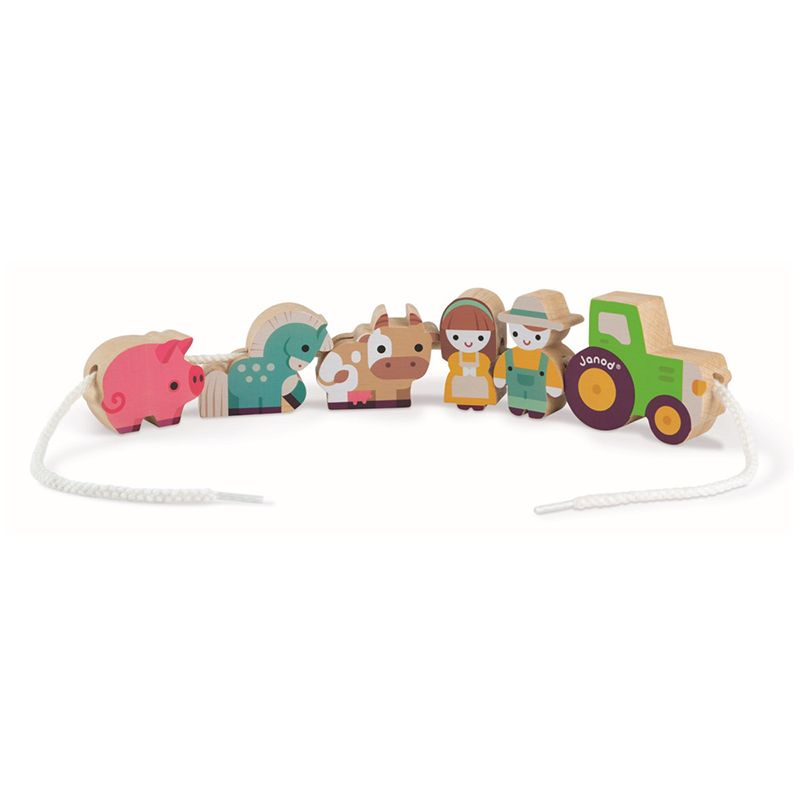 Farm Themed Beads