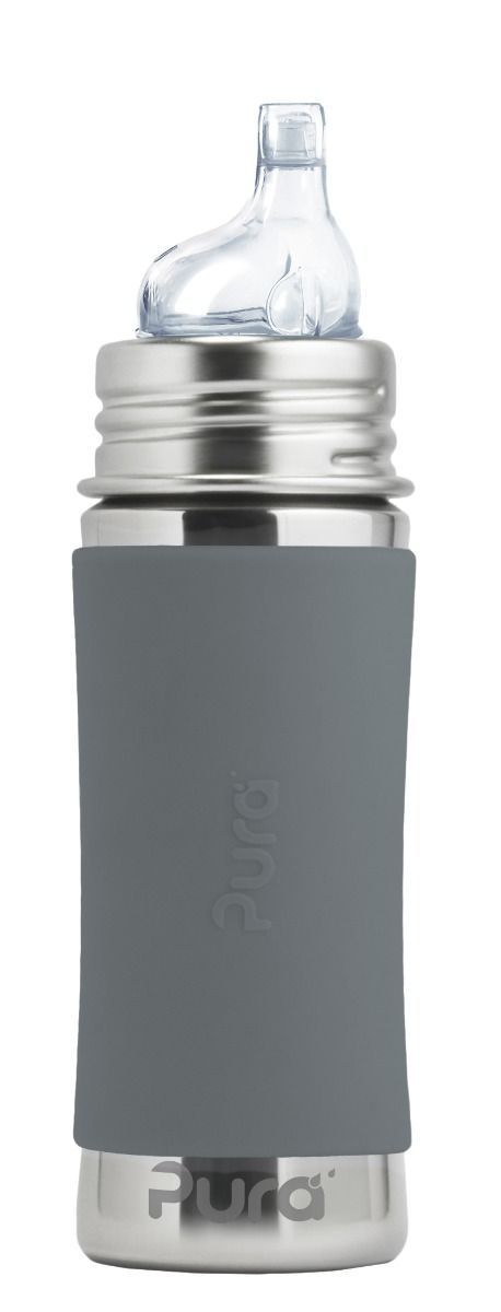 Pura Stainless Steel Sippy Bottle