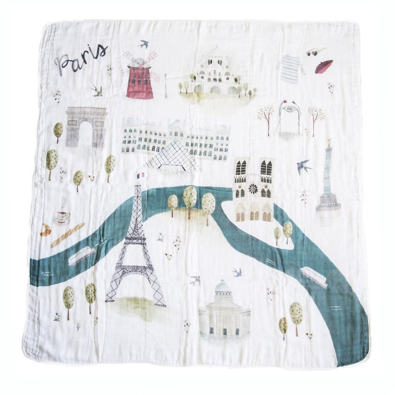 "LouLou Lollipop ""City"" Swaddles"