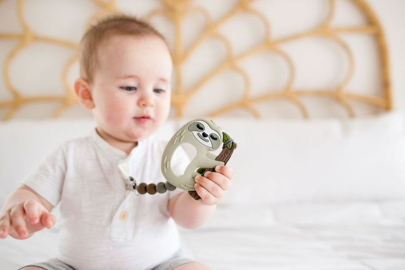 Loulou Lollipop Sloth Teether