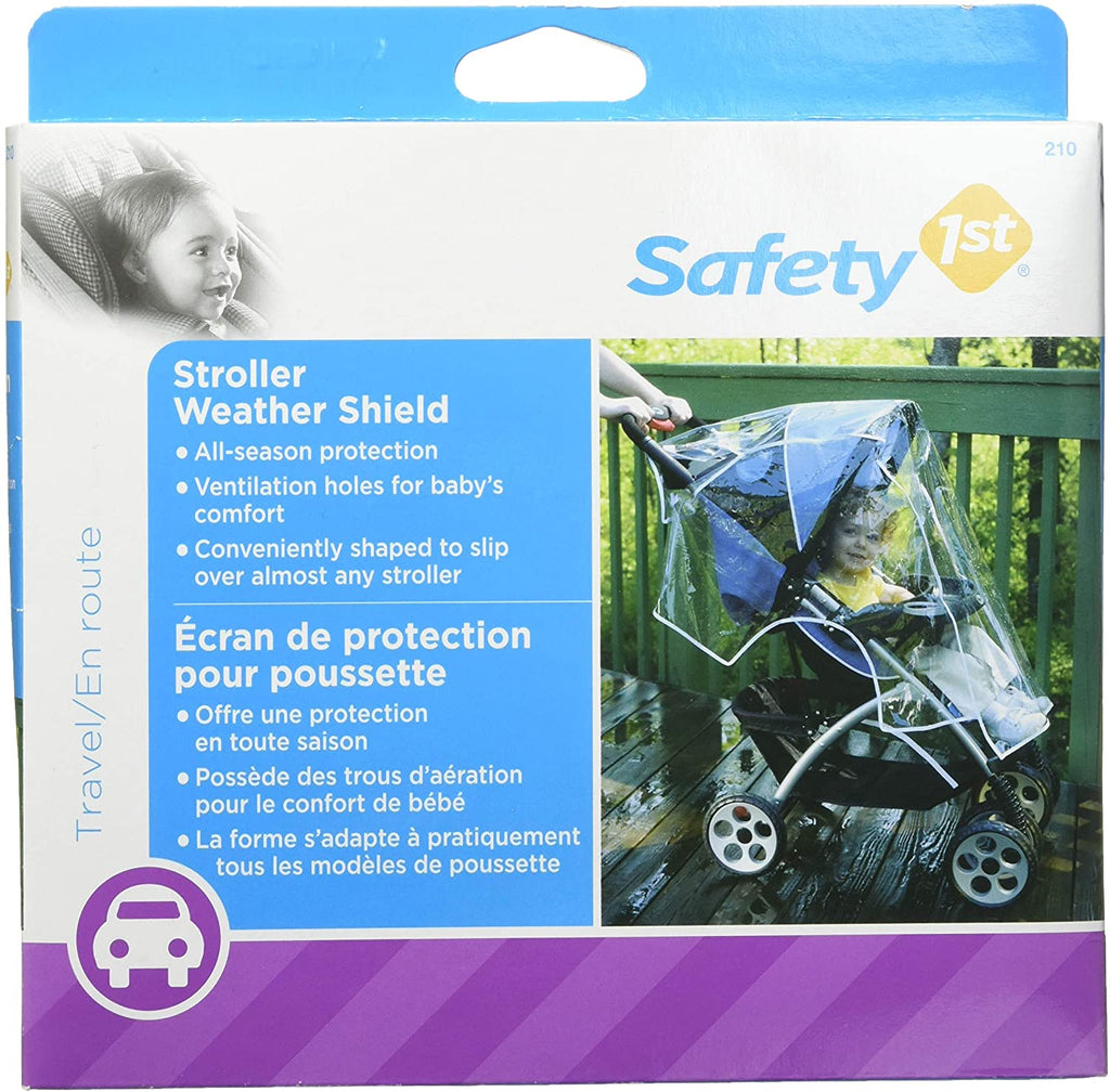 Universal Stroller Rain Cover/Weather Shield