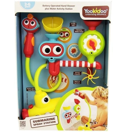 Pipes Building Bath Toy Set