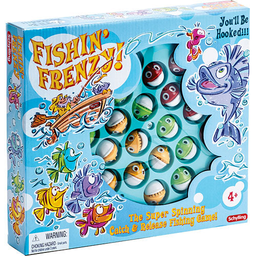 Fishin' Frenzy Game
