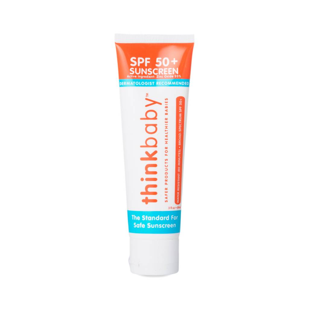 Thinkbaby Sunscreen, 3oz, 50SPF