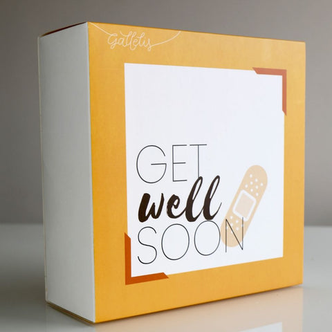 Regalo Caja- Get Well Soon