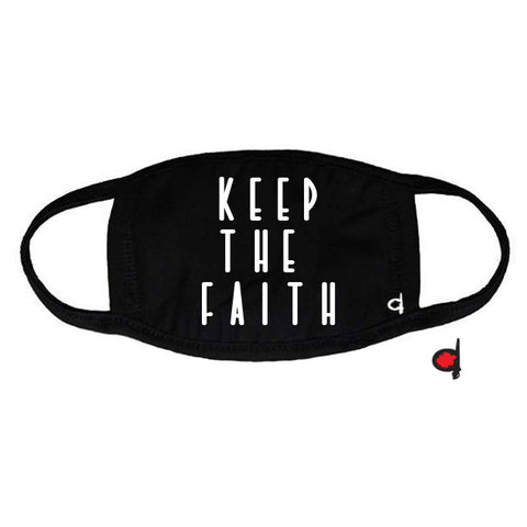 Keep The Faith (mask)