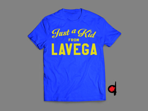 Just A Kid From LaVega