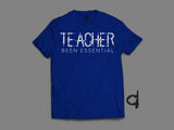 Teacher (Been Essential)