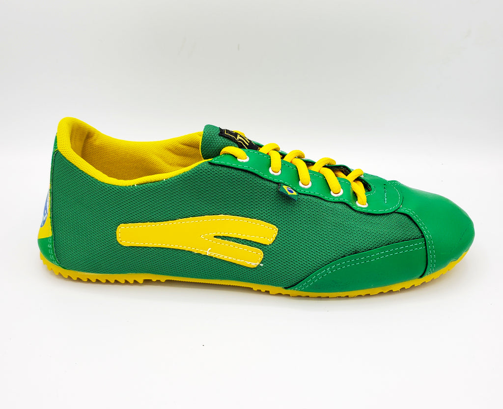 Brazilian Flag Slim Nylon Taygra