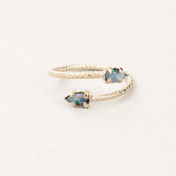 "Bague Opale / Ring   ""Marry me"""