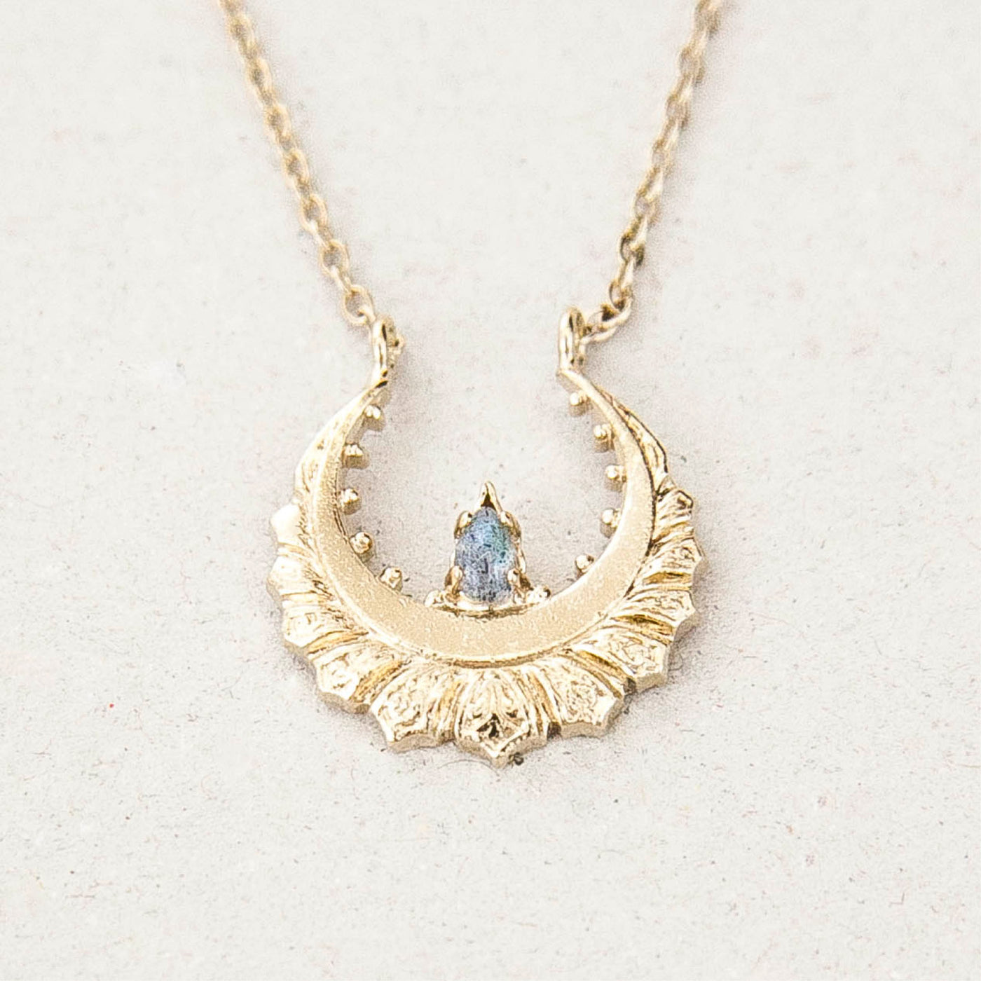 "Collier Lotus / Necklace   ""Marry me"""