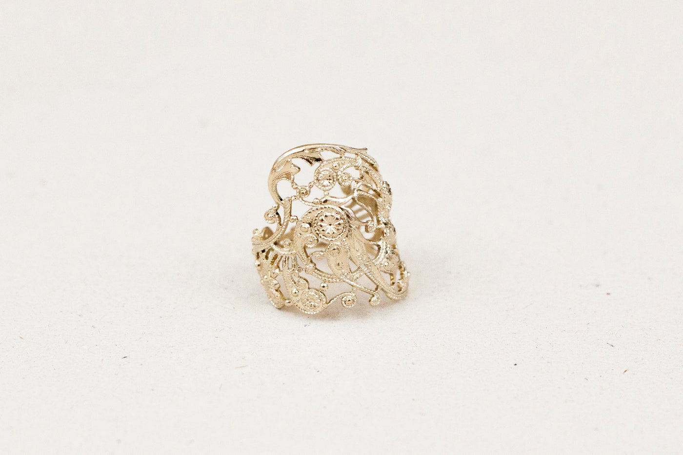 "Bague aile ""Tamar of Georgia, the glorious queen"""