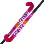 GX1000 Ultrabow Composite Hockey Stick - Pink