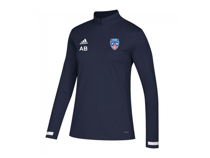 Fylde HC Ladies 1/4 Zip Top
