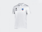 Fylde HC Mens White Leisure Polo