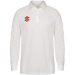 Oxton CC Matrix Junior Long Sleeve Playing Shirt - Sportsville
