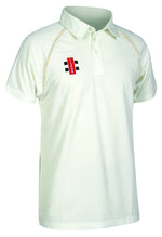 OXTON CC Matrix Junior S/S playing shirt - Sportsville