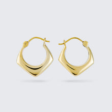 Load image into Gallery viewer, Kili Hoop Earrings
