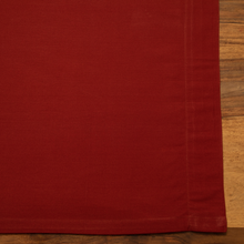 Curtains - Red - Triple Pleat