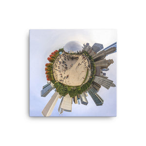Tiny Planet Chicago