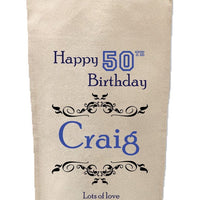 Birthday Bottle Bag-Bottle Bag-Its Personalised LTD