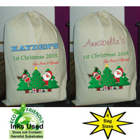 Christmas Santa Sacks