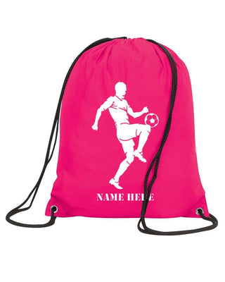 Football PE Bag-Bag-Its Personalised LTD