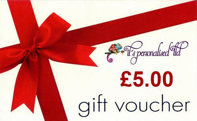 Gift Card-Gift Card-Its Personalised LTD