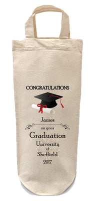 Graduation Bottle Bag-Bottle Bag-Its Personalised LTD