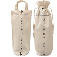 Wedding Day Bottle Bag-Bottle Bag-Its Personalised LTD