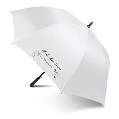 Wedding Day Umbrella-Umbrella-Its Personalised LTD