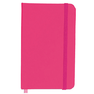 Personalised Soft Feel Ruled Lined A6 Notebook