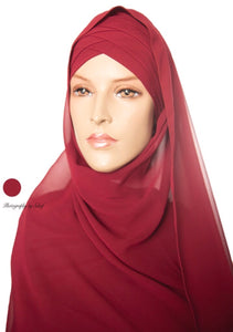 Criss Cross hijab