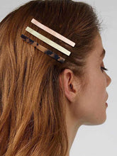 Load image into Gallery viewer, Rowena triple hair slides set