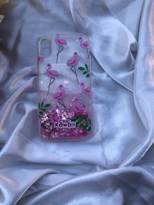 Shake it Flamingo Case