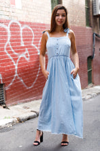 Load image into Gallery viewer, Denim Maxi