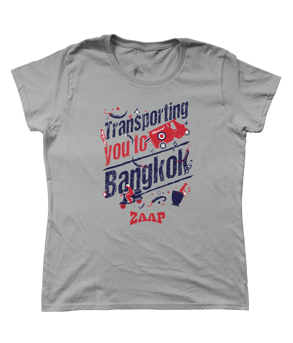 TRANSPORTING YOU TO BANGKOK