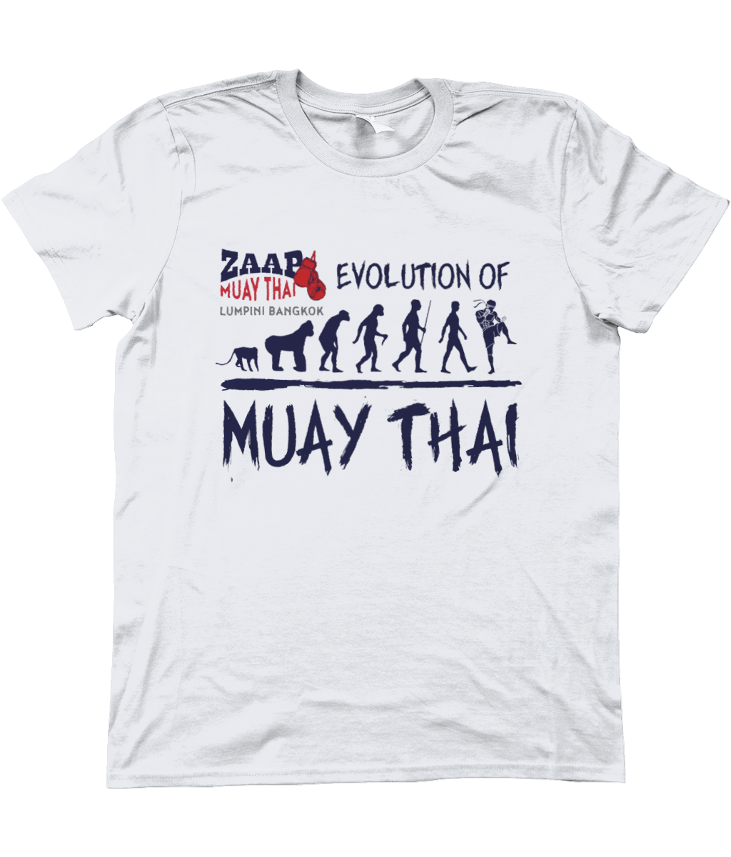 EVOLUTION OF MUAY THAI