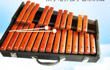 Manufacturers compliance 25 tone xylophone children's musical instruments early childhood teaching beat xylophone Orff instrumen