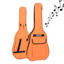Load image into Gallery viewer, SLADE 40/41 Inch Oxford Fabric Acoustic Guitar Gig Bag Soft Case Double Shoulder Straps Padded Guitar Waterproof Backpack