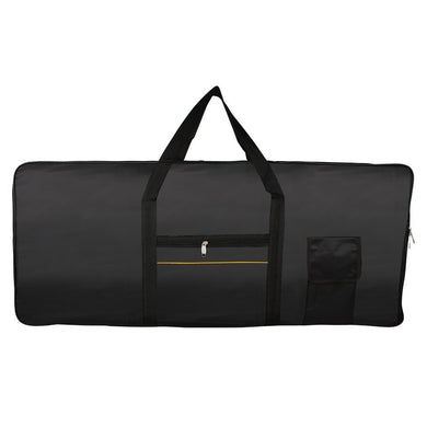Portable 61-Key Keyboard Electric Piano Padded Case Gig Bag Oxford Cloth