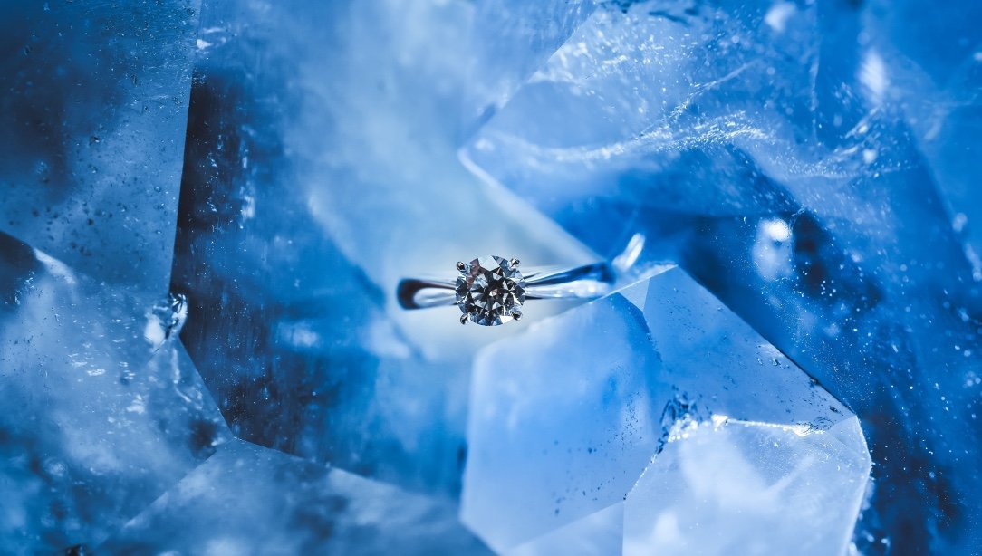 Buy Topaz Rings and Topaz Jewelry with Blue Gems