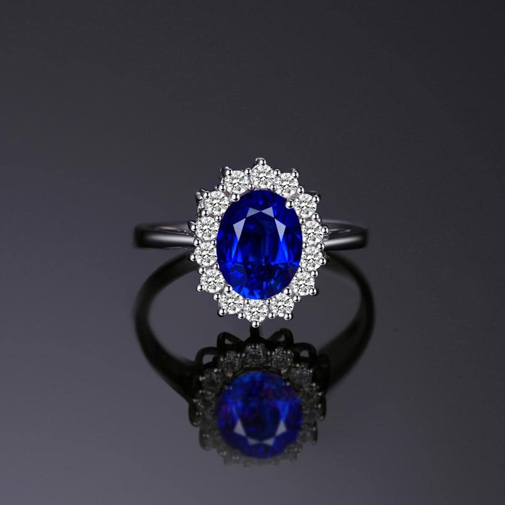 Cheap Sapphire Engagement Rings