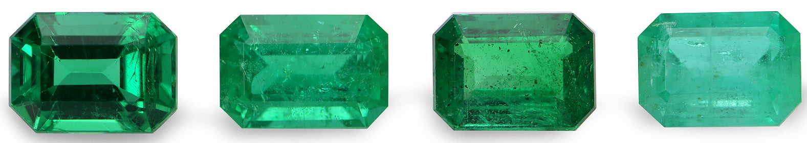 Emerald Jewelry | Emerald Diamond Ring, Earrings and Necklace