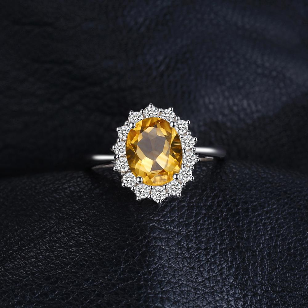 Yellow Gemstone