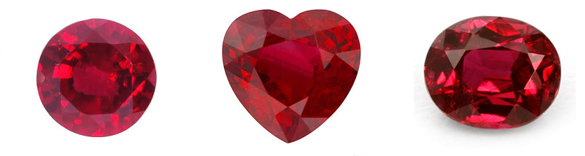 Jewelry with Rubies | Real Ruby Rings, Earrings & Necklaces