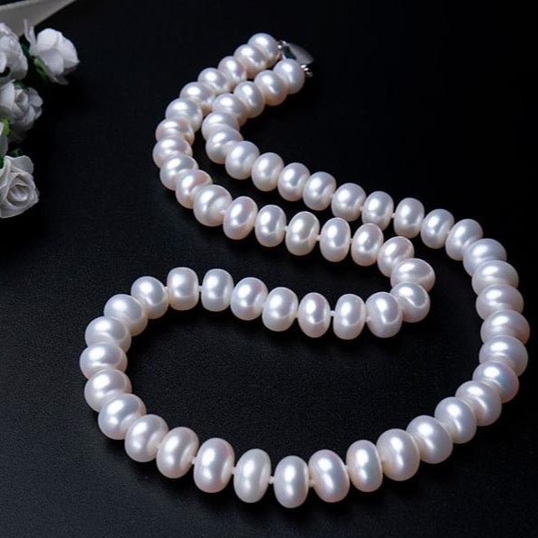 Pearl Wedding Necklace