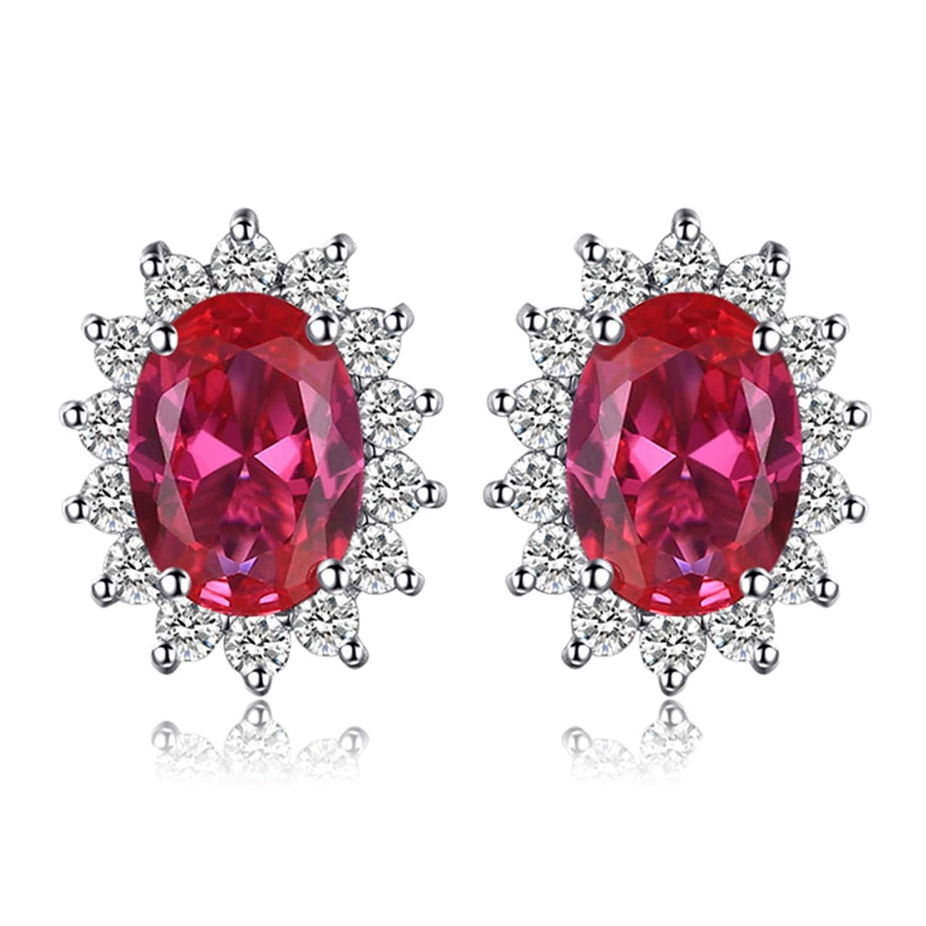 Anting-anting Batu Ruby