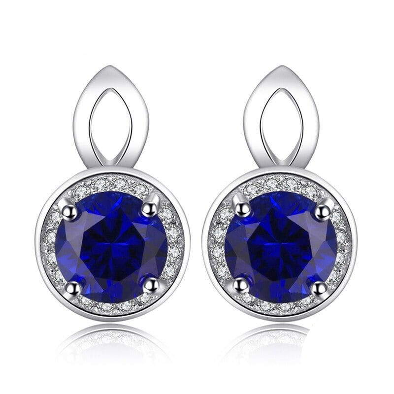 Anting-anting Safir dan Berlian